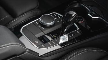 BMW 2 Series Gran Coupe saloon gear selector
