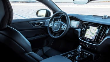 Volvo V60 T8 Twin Engine hybrid interior