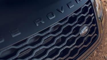 Range Rover Velar R-Dynamic Black grille