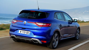 It also includes four-wheel steering for greater agility and stability