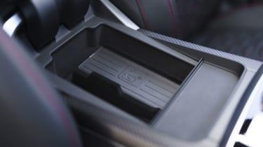 Audi RS Q8 SUV - centre console