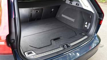 Volvo V60 estate boot