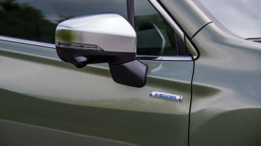 Subaru Forester SUV door mirror