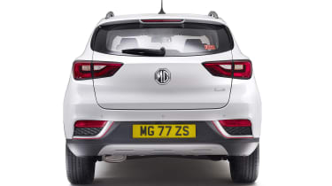 MG ZS Limited Edition - rear view