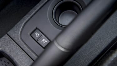 2018 Dacia duster cupholder