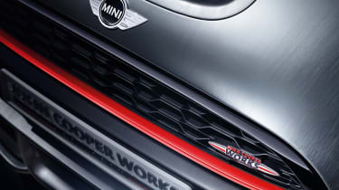 MINI John Cooper Works concept 2014 badge