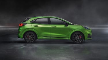 2020 Ford Puma ST - side view static