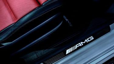 Mercedes-AMG CLA 45 saloon door sills