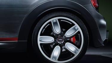 MINI John Cooper Works concept 2014 rear wheel