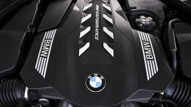 BMW M850i engine