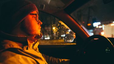 What are night driving glasses?