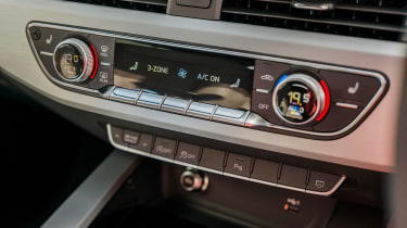 Audi A4 Avant estate climate control