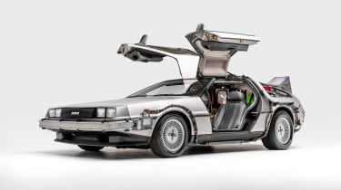 DeLorean DMC-12 – Back to the Future