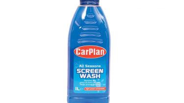 CarPlan All Seasons Screen Wash  Price: around £10 Rating: 3/5 Size: 5,000ml