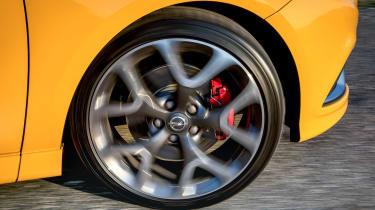 Vauxhall Corsa GSI alloy wheel