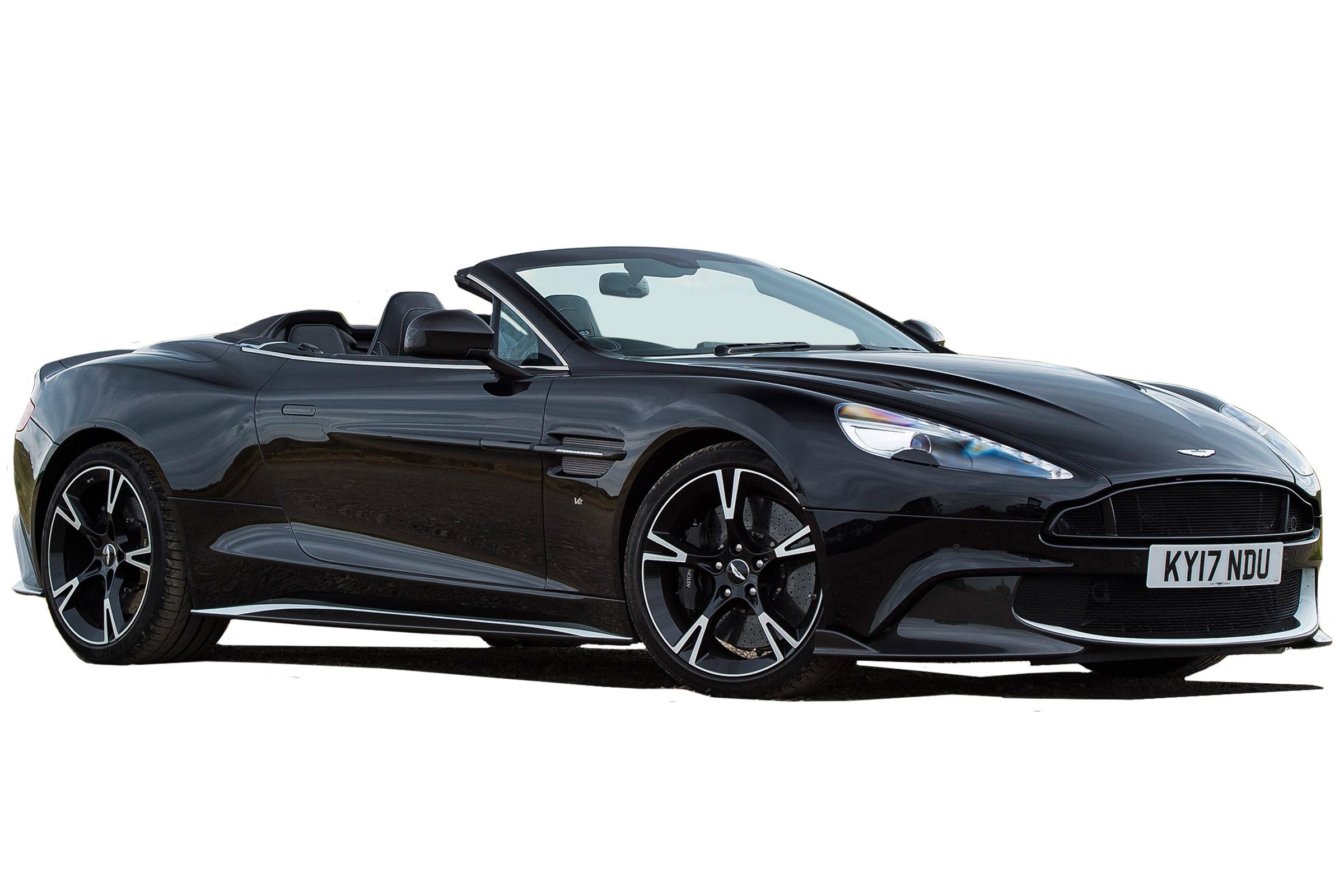 Aston Martin Vanquish Volante Convertible 2012 2018 Carbuyer