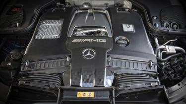 Mercedes-AMG GT 63 engine