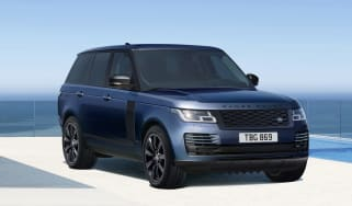 Range Rover Westminster Edition