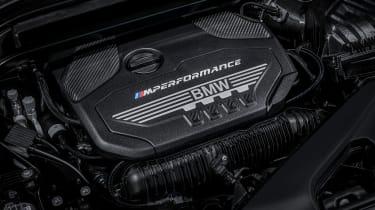 2019 BMW X2 M35i engine