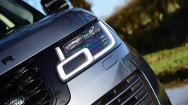 2020 Range Rover Vogue P400 - Headlight detail