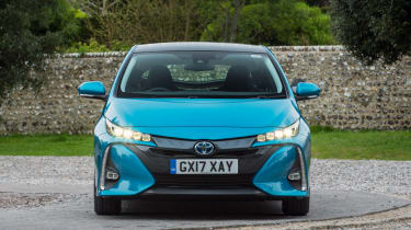 A new chassis makes the Prius Plug-in good to drive, even though it's around 150kg heavier than the regular model