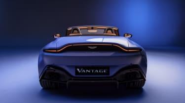 2020 Aston Martin Vantage Roadster - rear view