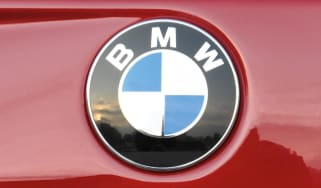 The BMW badge isn't inspired by an aircraft propeller