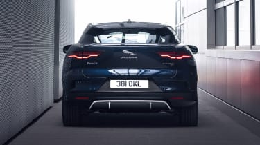 2020 Jaguar I-Pace - rear view static