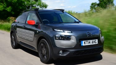 Citroen C4 Cactus - Best economical car