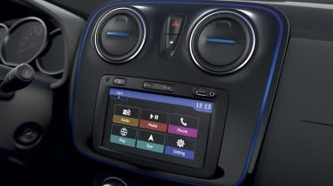 Dacia MCV Logan Stepway SE Twenty - infotainment