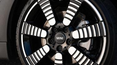 2021 MINI hatchback alloy wheel