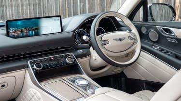 Genesis GV80 SUV interior
