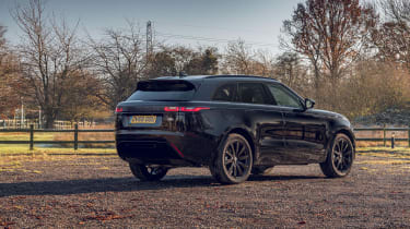 Range Rover Velar R-Dynamic Black rear
