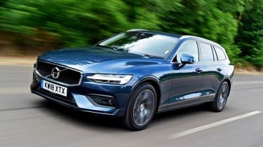 Volvo V60 header