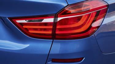 BMW 2 Series Gran Tourer tail-light