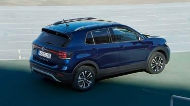 Volkswagen T-Cross United edition
