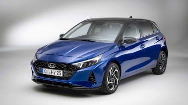 New Hyundai i20