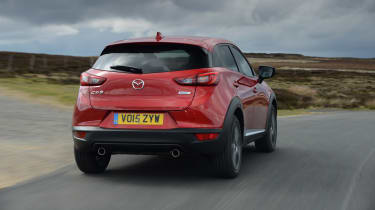 Petrol and diesel models are available, with automatic and four-wheel drive options