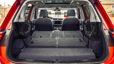 With all rear seats folded, the seven-seat Allspace boasts 1,775 litres of space, versus 1,920 litres for the five-seater.