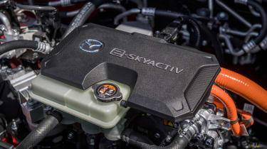 Mazda MX-30 SUV motor