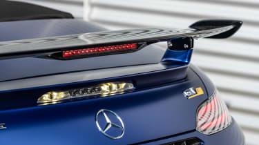 Mercedes-AMG GT R Roadster rear badge