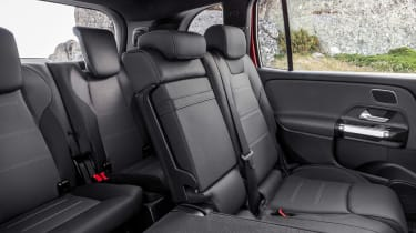 2020 Mercedes-AMG GLB 35 - rear seating