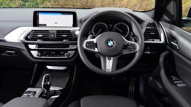 BMW X3 - interior