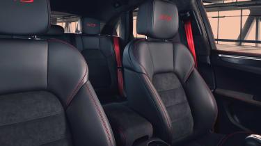 Porsche Macan GTS seats