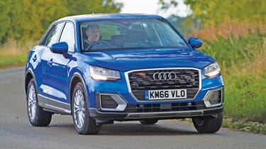 The Audi Q2 is possibly the most desirable small SUV on the market today
