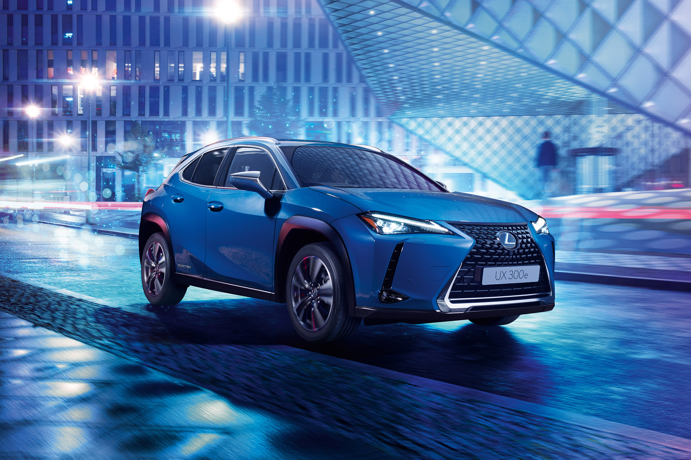 2021 Lexus Ux 300e Electric Suv To Start From 40 900 Carbuyer