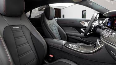 Mercedes-AMG E 53 Coupe seats