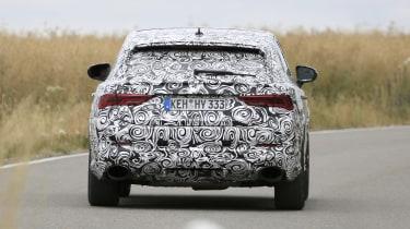Audi RS Q3 Sportback rear view