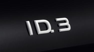 2019 Volkswagen ID.3 - ID.3 bade close up
