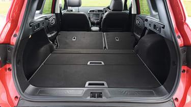 Renault Kadjar - bootspace